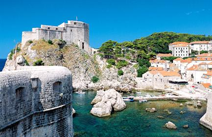 A precious jewel in the Adriatic Sea