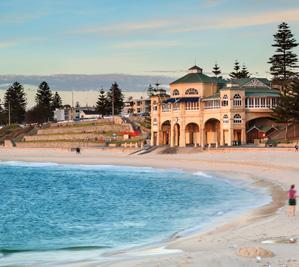 Perth, Cottesloe Beach