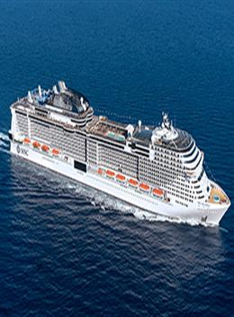 Discover MSC Bellissima, our new flagship