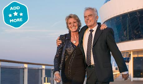 Take care of yourself for a better life on board MSC CRUISES