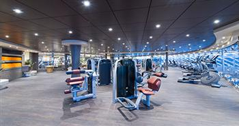 MSC Aurea Spa Gym