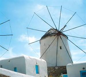 A typical windmill