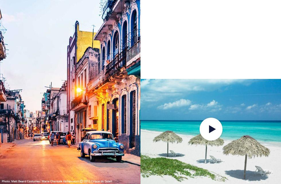 Havana and the Caribbean