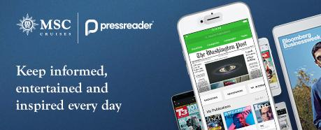 Download your PressReader App