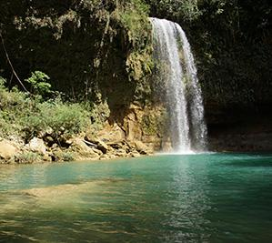 Salto de Socoa waterfall