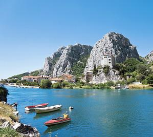 Tour to Omis