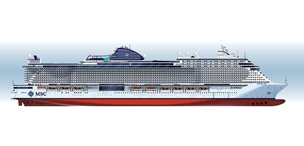 MSC Cruises consolidates its second fleet expansion plan with orders for two additional Seaside ships and a fifth Meraviglia vessel, bringing the total investment for the 2014-2026 period to €11.6 billion.