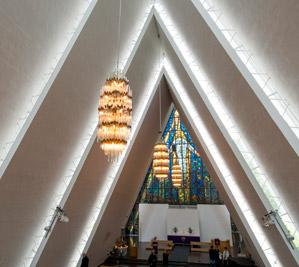 Tromso Artic Cathedral