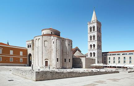 Start planning your cruise and book your excursions in Zadar and its surroundings