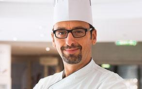 Chef Bruno Zaza