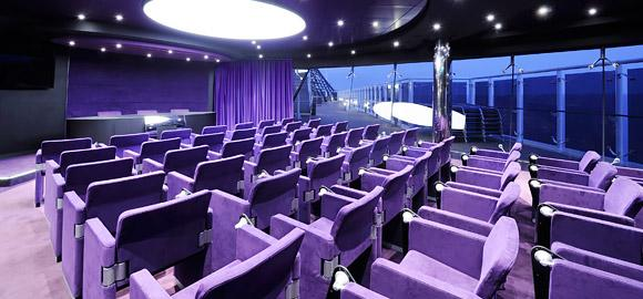 Superb conference facilities with a sea view
