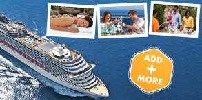 Make your cruise even more special