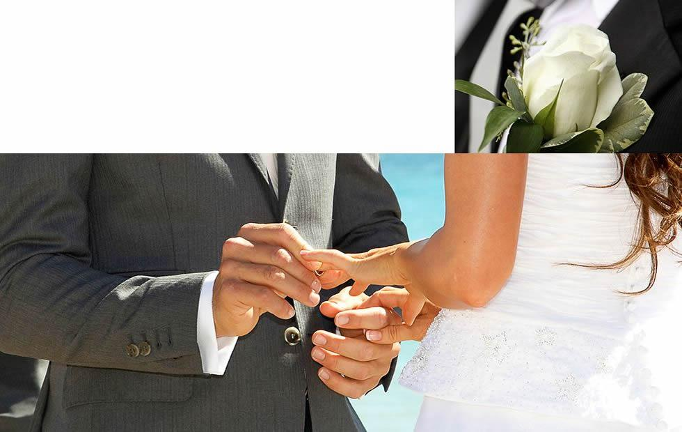 Symbolic weddings, renewals of vows, engagements}