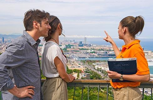 MSC CRUISES INTRODUCES INDUSTRY LEADING PORT INFO SERVICE AS WELL AS NEW AND EXCLUSIVE SHORE EXCURSIONS