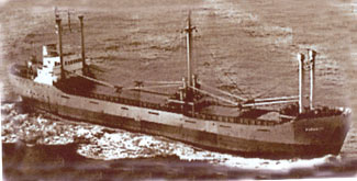 First record of the Aponte family's involvement in maritime transport to and from Naples.