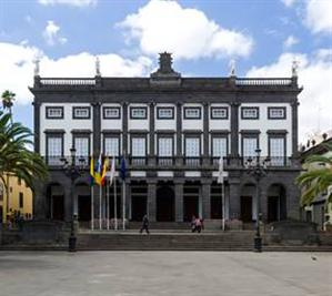 The 17th century Palacio Regental