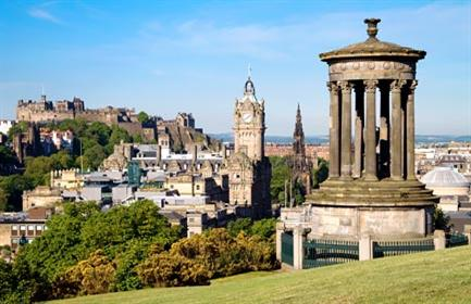The undisputed charm of the Scottish capital